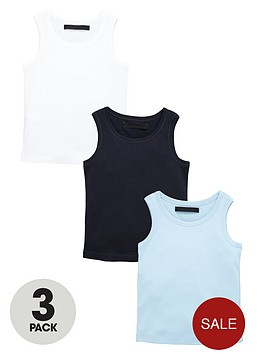 mini-v-by-very-boys-favourites-vests-3-pack