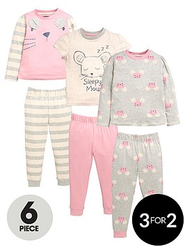 mini-v-by-very-girls-sleepy-mouse-pyjamas-set-6-piece