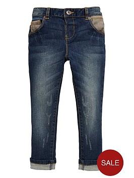 mini-v-by-very-boys-skinny-fashion-jeans-with-herringbone-trim