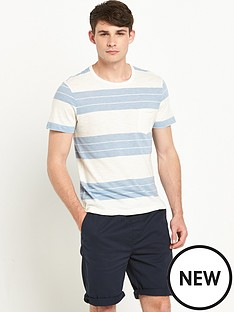 selected-marl-o-neck-t-shirt