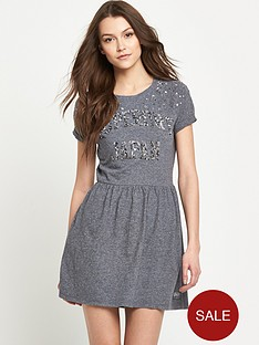 superdry-shimmer-raglan-dress