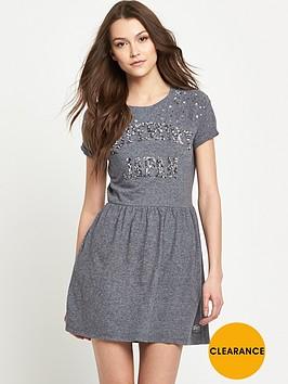 superdry-shimmer-raglan-dress