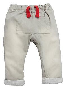 ladybird-baby-boys-grey-woven-trousers