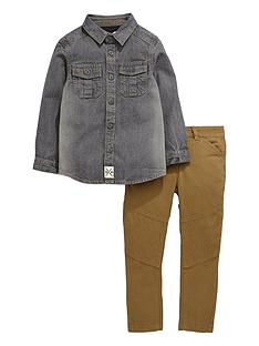 mini-v-by-very-boys-denim-shirt-and-biker-pants-set