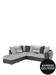aston-left-hand-corner-chaise-sofa-with-footstool