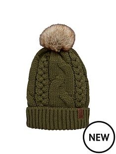superdry-cable-knit-bobble-beanie