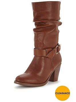 v-by-very-hazel-casual-heeled-strappynbspboots-tan