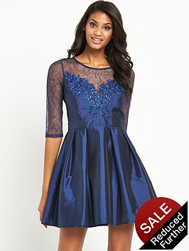 little-mistress-embroidered-lace-skater-dressnbsp