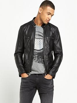 replay-leather-jacket
