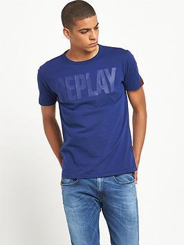 replay-logo-t-shirt