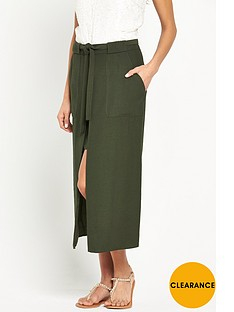 v-by-very-split-front-midi-skirtnbsp