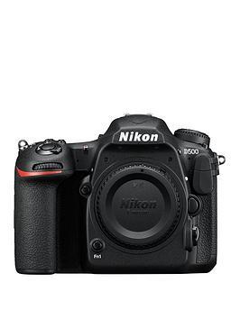 Nikon Nikon D500 Dslr Camera - Body Only Picture