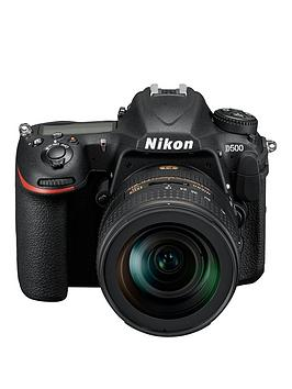 Nikon D500 Dslr 1680Mm Kit Camera