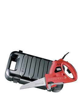 Black & Decker Ks890EkGb 400Watt Scorpion Handsaw With Carry Case