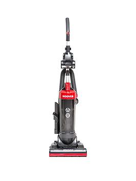 Hoover Whirlwind Pets Wr71Wr02 Upright Vacuum Cleaner  RedGrey