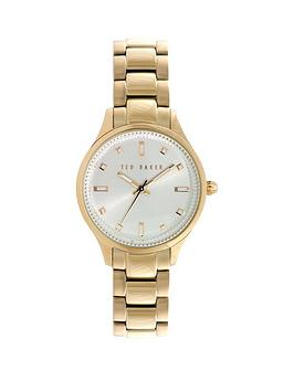 ted-baker-ted-baker-gold-coloured-stainless-steel-bracelet-ladies-watch