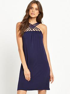 v-by-very-strappy-jersey-beach-dress