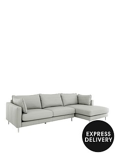 nova-premium-leather-3-seaternbspright-hand-corner-chaise-sofa