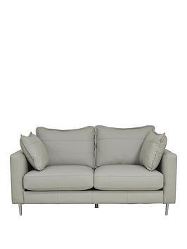 Nova 2Seater Premium Leather Sofa