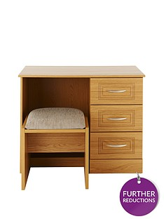 consort-dorchester-ready-assembled-dressing-table-and-stool-set
