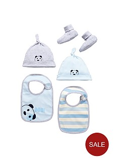 ladybird-baby-boys-hat-bib-and-boots-set-5-piece