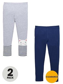 mini-v-by-very-girls-cat-leggings-2-pack
