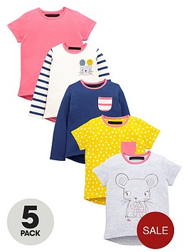 mini-v-by-very-girls-mouse-t-shirts-5-pack