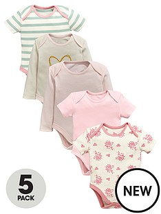 ladybird-baby-girls-5pk-pretty-bodysuits