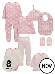 ladybird-baby-girls-8pc-layette-set