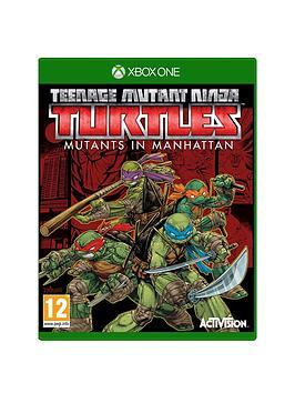 xbox-one-xbox-onenbspteenage-mutant-ninja-turtles-mutants-in-manhattan
