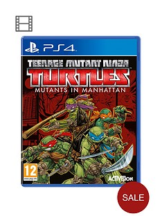 playstation-4-ps4nbspteenage-mutant-ninja-turtles-mutants-in-manhattan