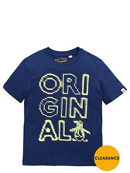 penguin-ss-large-logo-tee-blue-depths