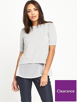 boss-texplora-layered-sweat-top-medium-grey