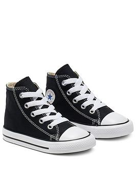86acaf5845 Chuck Taylor All Star Hi Core Infant Trainers
