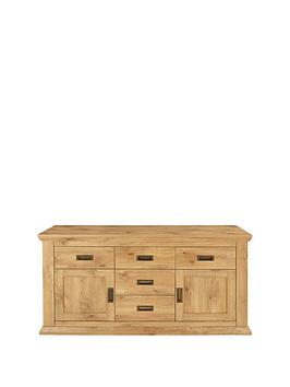 Very  Clifton Large Wood Effect Sideboard