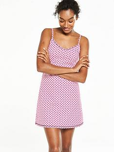 v-by-very-everyday-essentials-polka-dot-chemise