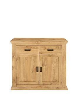 Very Clifton Compact Wood Effect Sideboard Picture