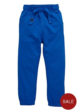 mini-v-by-very-boys-bright-blue-joggers