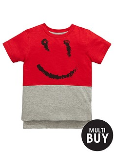 mini-v-by-very-boys-colour-block-smiley-t-shirt