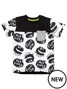 mini-v-by-very-toddler-boys-single-tee-aop-feed-me