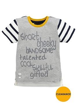 mini-v-by-very-boys-slogan-and-stripe-drop-hem-t-shirt
