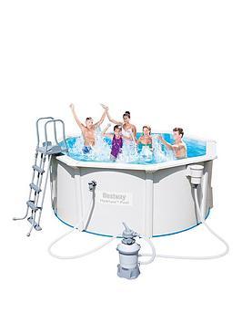 Bestway 10X48 Hydrium Pool Set