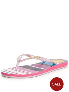 juicy-couture-leena-striped-flip-flop