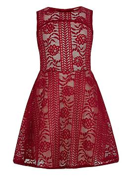river-island-girls-red-lace-prom-dress