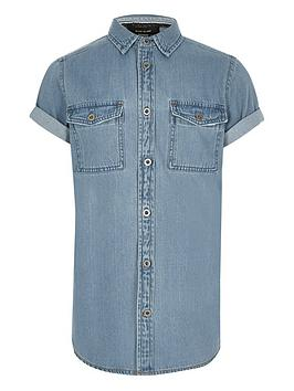 river-island-boys-nbsplight-blue-denim-shirt