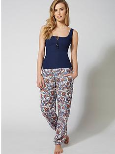 boux-avenue-festival-vest-and-cuffed-pant-pyjama-set