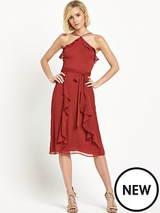 river-island-ruffle-dress