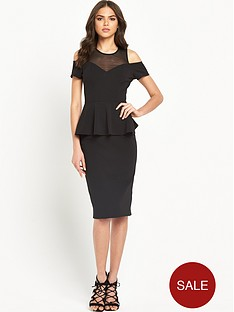 river-island-cold-shoulder-peplum-bodycon-dress