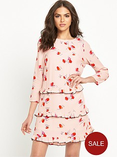 river-island-floral-print-ruffle-dress