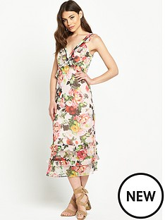 river-island-printed-midi-frill-cami-dress